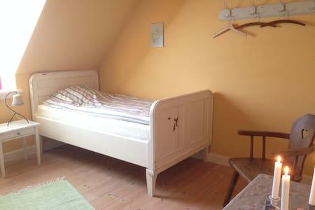 Basnæsgård - Det Gule værelse - Stege