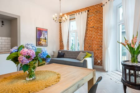 Old Town❤stylish apt❤breakfast❤centrally located - Cracòvia - Pis
