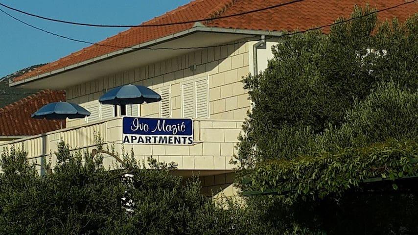 SRESER-Ivo Mazic,apartment KIARA - Sreser - Appartement