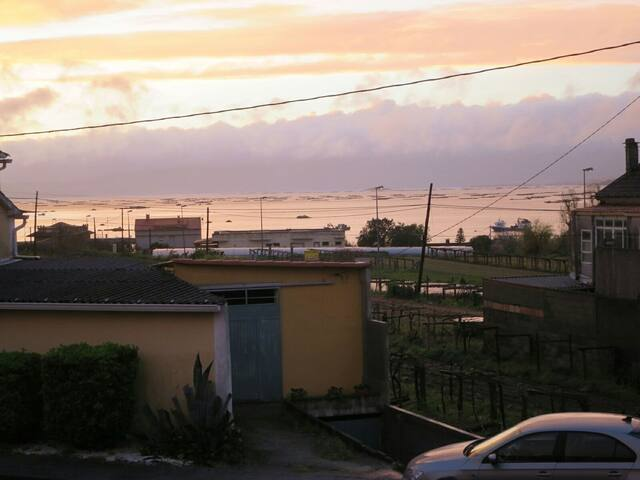 Piso Aduana - Vilanova de Arousa - อพาร์ทเมนท์