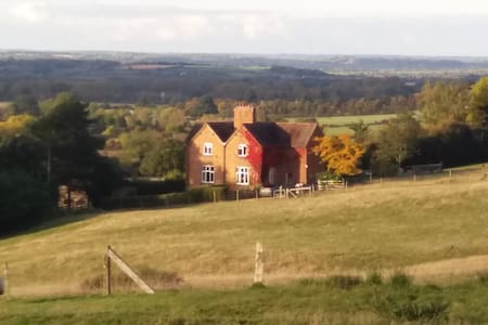 New for  2017  Farm Cottage with stunning views - Mickleton - Hus