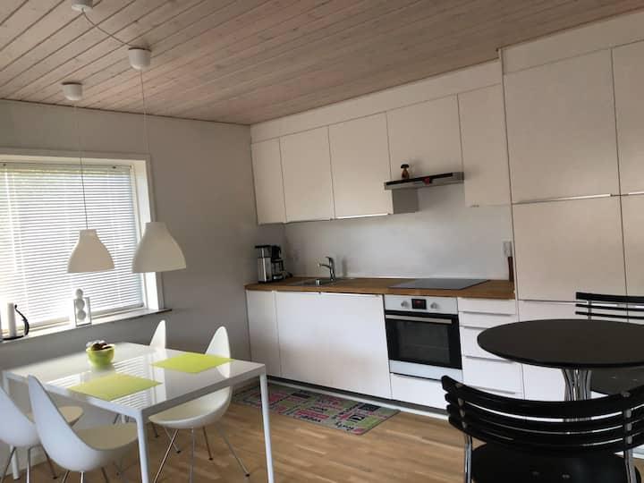Skøn bolig nær attraktioner tæt på Aarhus Airport