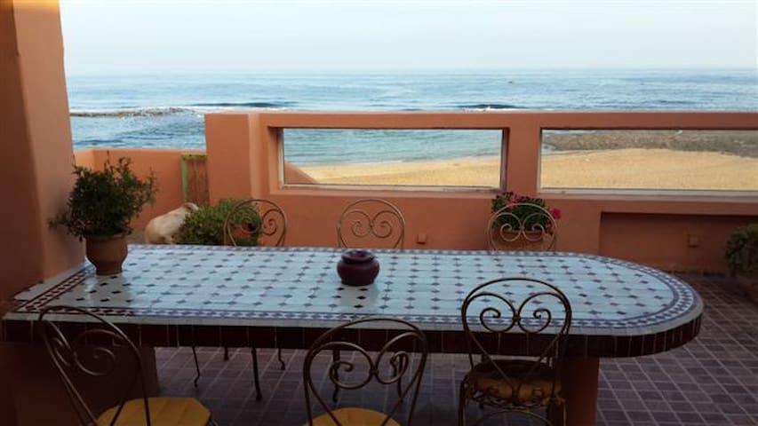 Magnifique Cabanon sur la plage - Mohammedia  - Maison