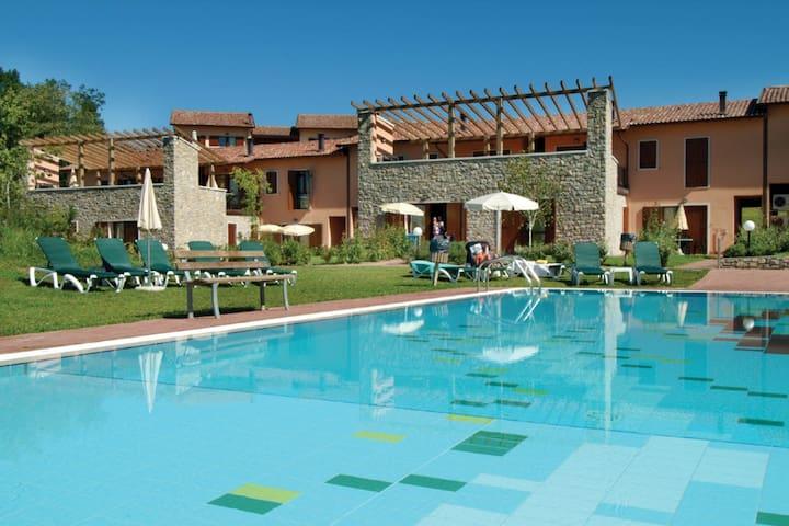 Golf Residenza Monolocale 2 ospiti - Peschiera del Garda - Appartement
