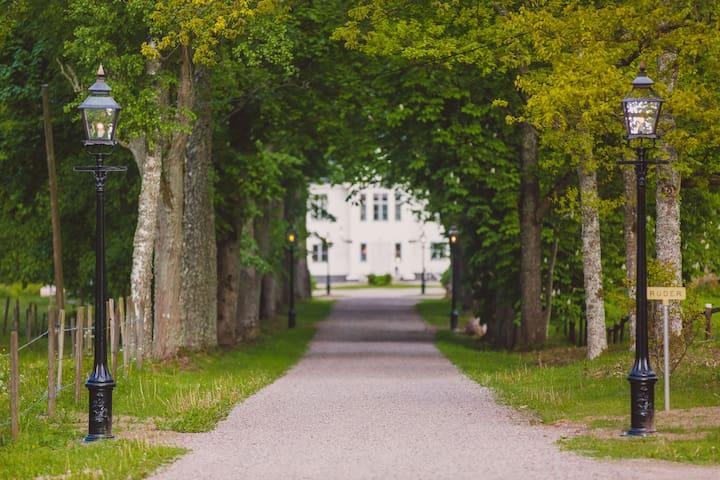 """Ruders Egendom Tibro, Annex """"Silverstråhle"""""""