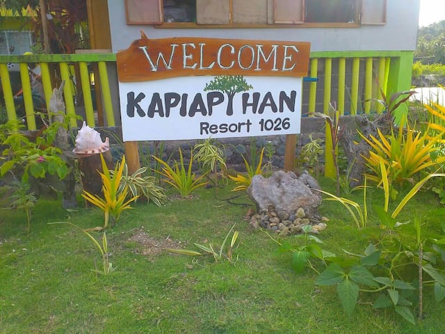 Kapiapihan 1026 Nature resort