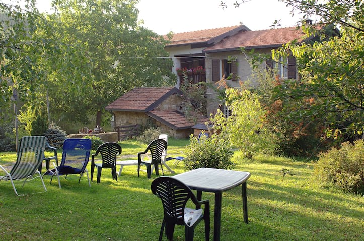 Rustic appartment - B&B CherryTrees - Sestola - Pis