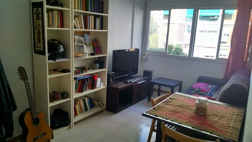Practical apartment & neighbourhood - Cornellà de Llobregat - Apartment