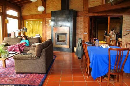 Habitación Casa EspazioNatura - A Cañiza