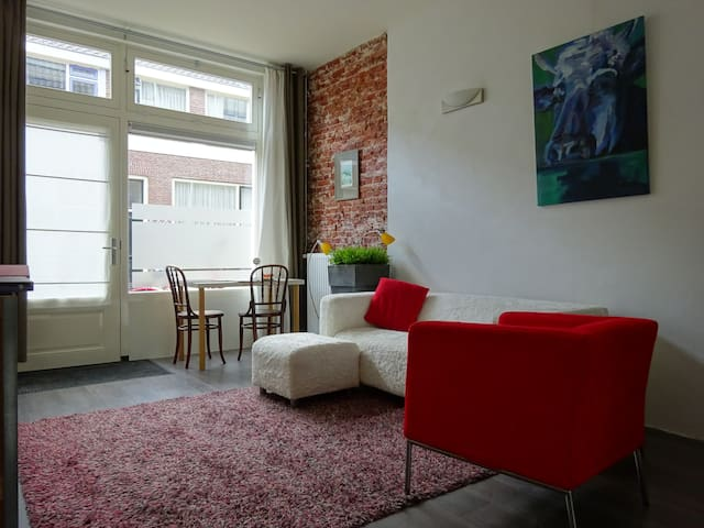 A home in town 50m2 - Utrecht - Apartment