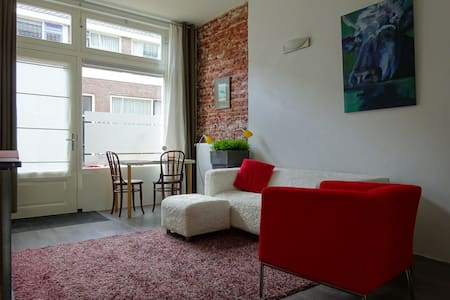 A home in town 50m2 - Utrecht