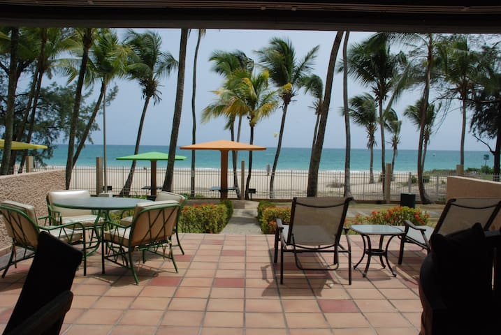 "Beach Front ""Cabaña"", best location - Carolina - Apartment"