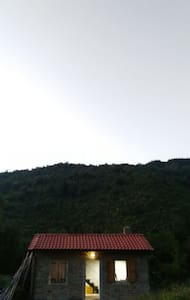 Il casottino isolato in montagna - Londa