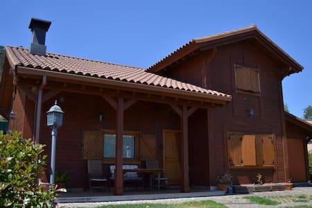 Casa de Madera - A Guarda