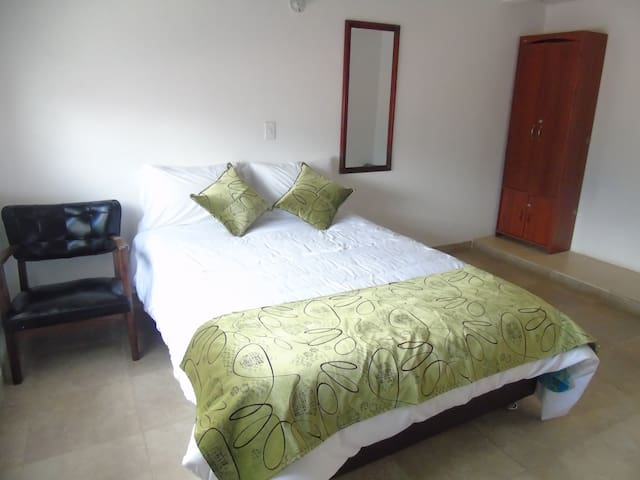 Cozy room in Villa de Leyva - Villa de Leyva - Hus