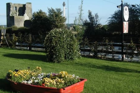 Twin Rm at Grannagh Castle House B&B - Waterford - Bed & Breakfast