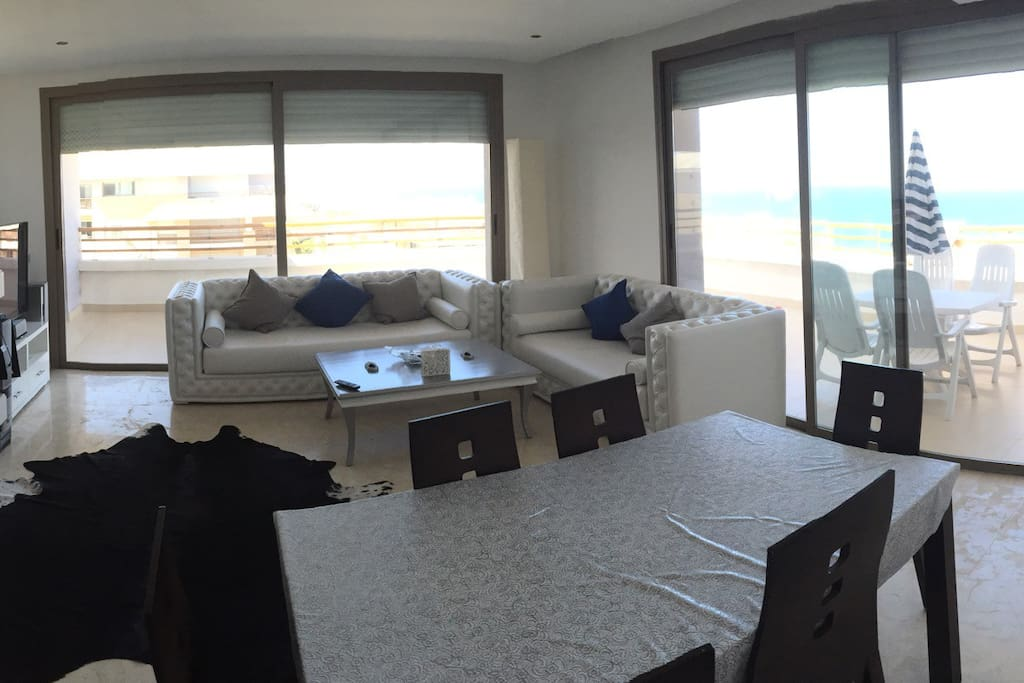 Appartement de luxe en front de mer apartments for rent - Appartement luxe mexicain au plancher bien original ...