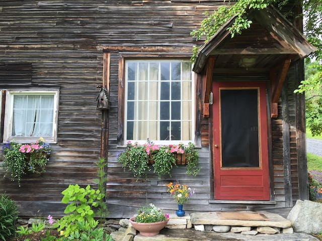 Cozy barn apartment in So. Vermont - S Londonderry - Huoneisto