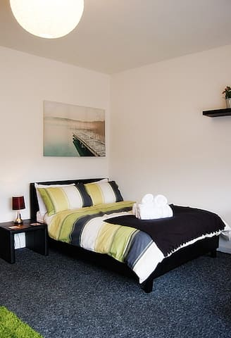 Clock Tower Studio Apartment - Machynlleth - Apartamento
