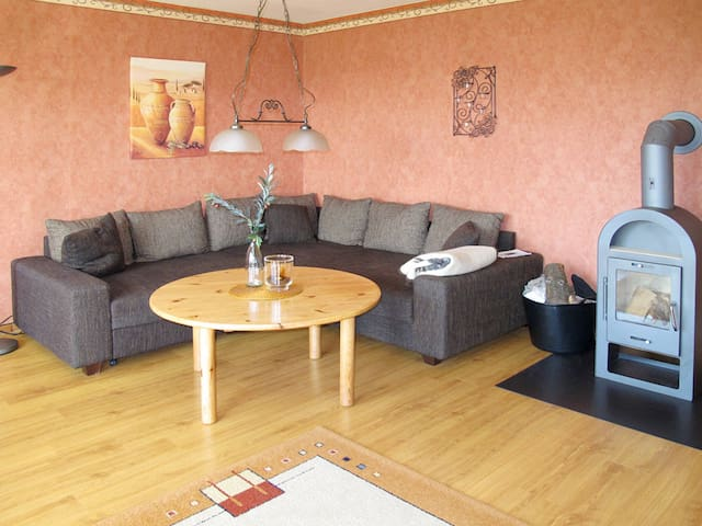 Holiday apartment in Nordleda - Otterndorf - Apartment