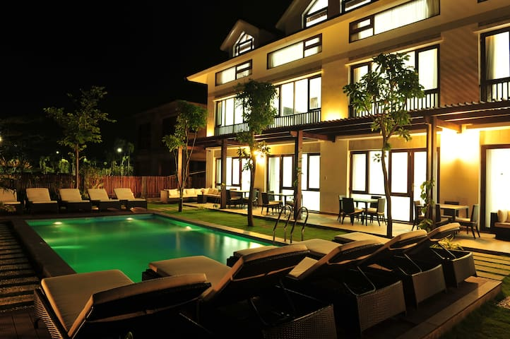 Kosmos Phu Quoc villa/Sunset Sanato - Phu Quoc - 別荘