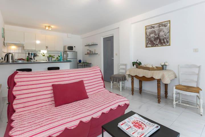 Appartement coquet spacieux calme