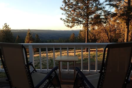 Stunning views 39 acre Ranch, near Daffodil hill - Volcano - House