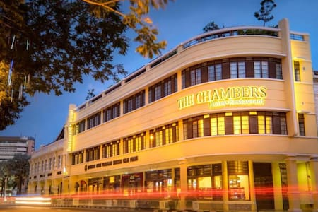 THE CHAMBERS HOTEL.RESTAURANT - George Town - Lejlighed