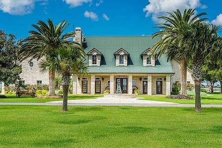 Paradise on the Prairie - El Campo - Huis