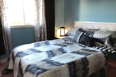 Cosy Room,QueenSize Bed, Wifi, Bath - Mississauga