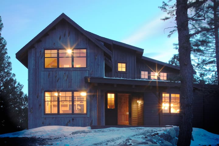 Luxury Custom Home next to RMNP - Allenspark
