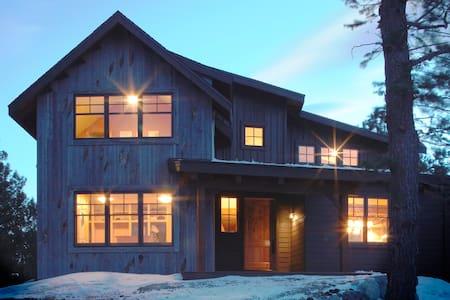 Luxury Custom Home next to RMNP - Allenspark - Hus