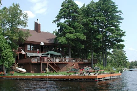 Westwind Inn-Lakefront country inn-lakefacing #B-3 - Buckhorn