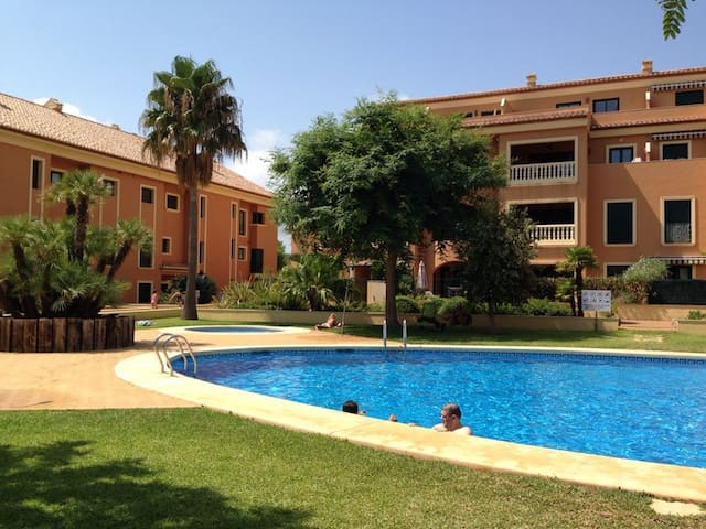LUXURY MODERN APARTMENT, 5 MINUTES - Javea - Apartment