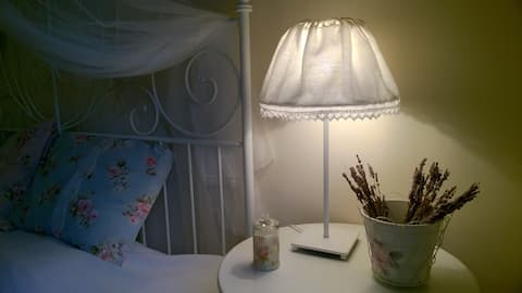 3+1-bedroom vintage-style cottage