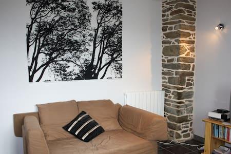 Maison bretonne traditionnelle rénovée