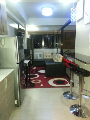 Fully Furnished Condo for Rent Monte Carlo Cainta - Cainta - Kondominium