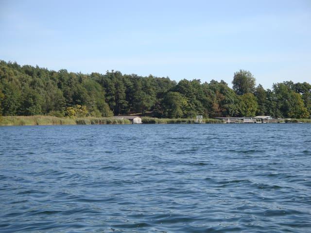 Landhaus zum Seen und Wälder - Hardenbeck - Lägenhet