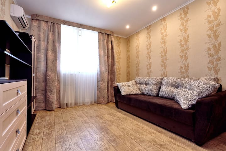 Luxury Appart на ул. Филатова 4 этаж - Krasnodar - Apartment