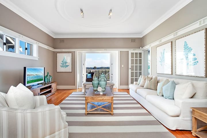 Luxury House Moments to Beaches and City - Mosman - Hus