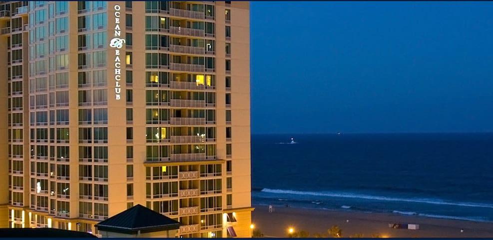 Ocean Beach Club Resort - バージニアビーチ - 別荘