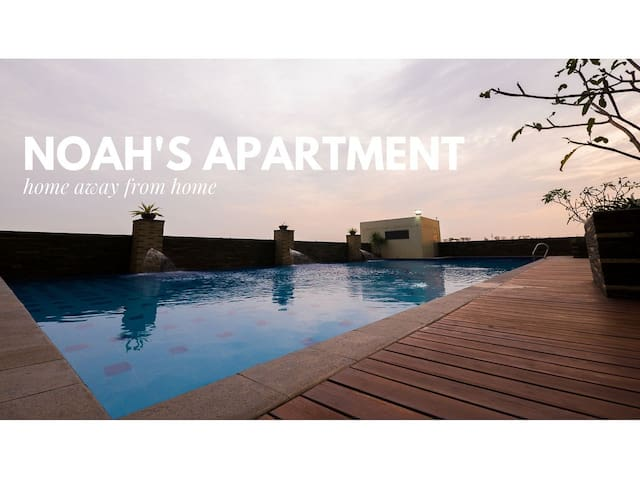 ★★★★★ 2BR Apartment with City View - Kelapa Gading - Wohnung