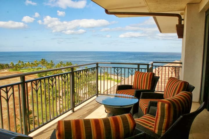 Beach Villa Ocean View 3BR/3BA - Kapolei - Apartment