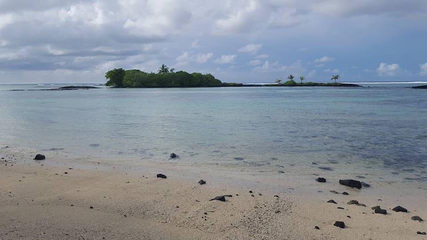 HOME OF SURVIVOR SAMOA {NUUOVASA SAANAPU}