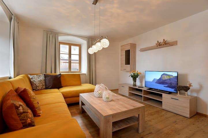Jägerhaus Apartment Kirchblick - Hopfgarten-Markt - Departamento