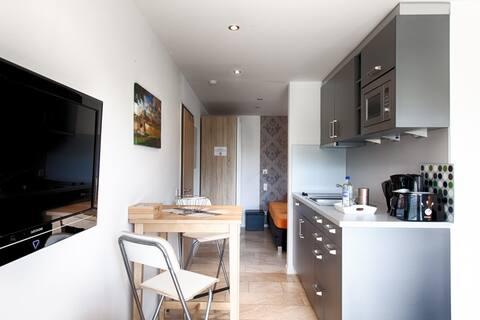 Modernes Appartement in Grenznähe Niederlande
