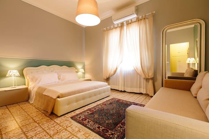 Country Resort Le Due Ruote-Comfort Quadruple Room