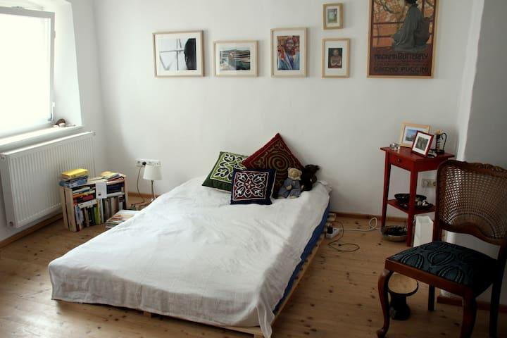 WG-Zimmer direkt am Badesee - Passau - Lägenhet