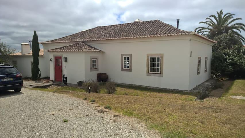 Casa de campo com vista - Carvalhal - Cabin