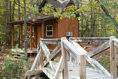 Tiny house in the Adirondacks!